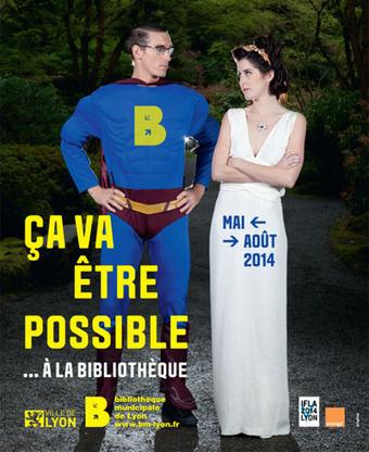 Bibliothèques de nuit | Lyon et ses environs : actualités culturelles | Scoop.it