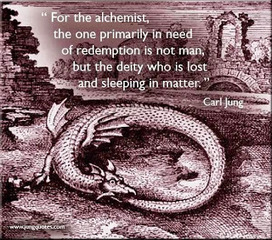 Carl Jung Depth Psychology: For the alchemist the one in need of redemption is not man, but the deity lost and sleeping in matter. | Self improvement - Relationships - Well being | Scoop.it