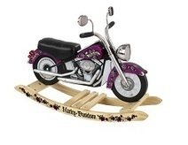 Harley Davidson® Girls Roaring Rocker by KidKraft | Best Ride On Toys For Toddlers 2014 | Scoop.it