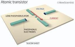 Single atom transistor gets precise position on chip - tech - 19 February 2012 - New Scientist | anti dogmanti | Scoop.it