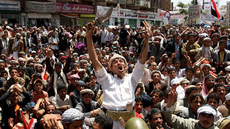 Wave of top Yemen officials and generals quit after crackdown   Coveting Freedom   Scoop.it