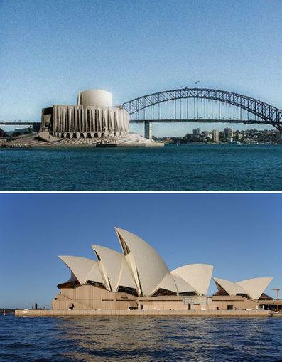 Alternative Landmarks: 12 Monuments As They Almost Were   WebUrbanist   Urban future   Scoop.it
