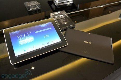 Asus annonce le MemoPad 10 écran FULL HD - WeAreMobians | We Are Mobians | Scoop.it