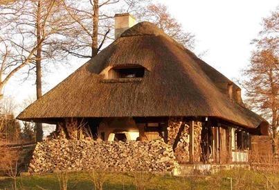 Domy s rákosovou střechou | Exteriéry a interiéry domů - vybavení | Scoop.it