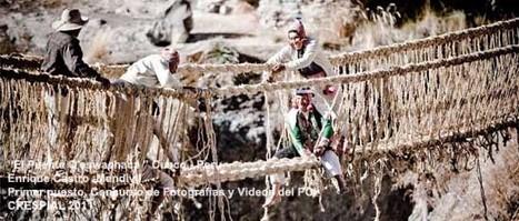 El puente Q\' eswachaca obtiene primer lugar de Concurso de Fotografías - Perú   Noticias   Photo Tours   Scoop.it