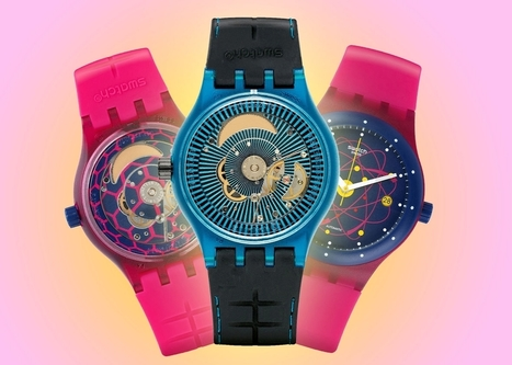 The Timepiece That Will Revolutionize the Watch World Isn't Made by Apple. It's by Swatch. | Wearable Tech and the Internet of Things (Iot) | Scoop.it