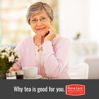 Tea's Wealth of Benefits for Senior Health | Home Care Assistance Annapolis | Scoop.it