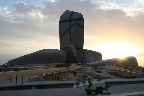 Exceptional Architectural Project in Abu Dhabi | Les malls & autres grands projets | Scoop.it