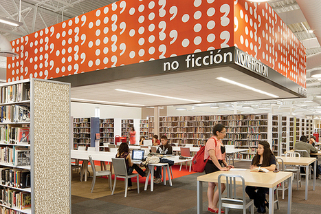 The Best of Interior Design: Public and Academic Library Winners   Library by Design   21st Century School Libraries are Cool!   Scoop.it