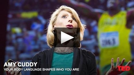 Ditt kroppsspråk påverkar vem du är | Psykka i gymnasiet Sydholm | Scoop.it
