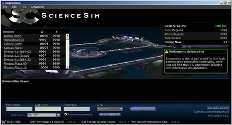 OpenSim needs a viewer of its own – Hypergrid Business | A Virtual Worlds Miscellany | Scoop.it