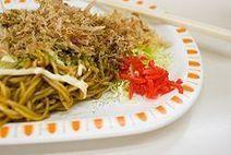 Yakisob | Japanese fast food variations | Scoop.it