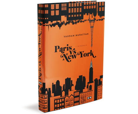 Paris vs New York, a tally of two cities | Matmi Staff finds... | Scoop.it