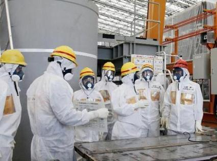 Greenpeace says Fukushima decontamination 'insufficient' | Binnen- en buitenlandse politiek van Japan 2013-2014 | Scoop.it