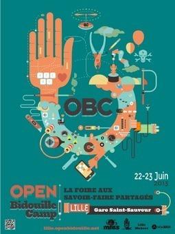 ANIS, Catalyst et les Makers lillois au 1er Open Bidouille Camp Lille! - ANIS | demain un nouveau monde !? vers l'intelligence collective des hommes et des organisations | Scoop.it