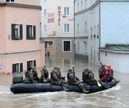 Germany steps up evacuations as floods swamp central Europe | Sustain Our Earth | Scoop.it