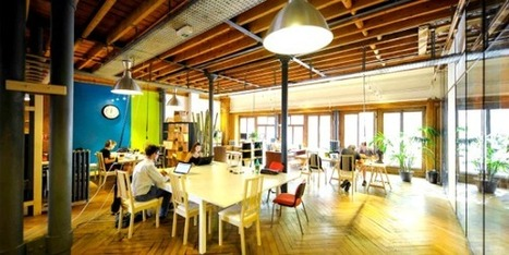 Le coworking : travailler en nomadisant   Coworking   Scoop.it
