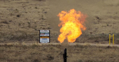 Whistleblower Says EPA Officials Covered Up Toxic Fracking Methane Emissions for Years   GarryRogers Biosphere News   Scoop.it