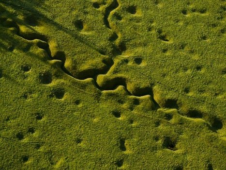 Europe's Landscape Is Still Scarred by World War I | Teachers Toolbox | Scoop.it