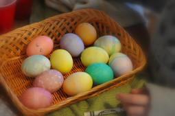 New Blog Post: Easter Egg Decorating! | Chinaberry Kids Toys and Games for the 21st Century | Scoop.it