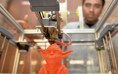 3 worrying signs the 3D printing industry is hitting the buffers | City A.M. | Impresión 3D | Scoop.it