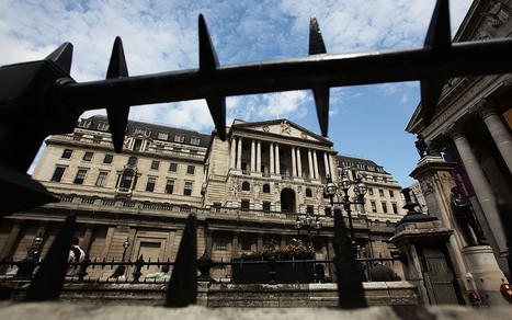 Bank of England keeps interest rates at record low levels! | Aiglon Aggregate Demand and Supply | Scoop.it