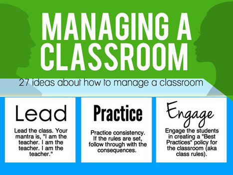 27 Classroom Management Strategies To Keep Things Fresh | Classroom management | Scoop.it