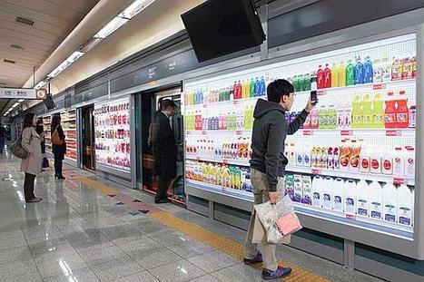 "Digital Retail : ""Magasins virtuels: Et la France ?"" | Mobile & Magasins | Scoop.it"
