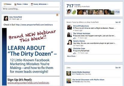 3 Facebook Timeline Marketing Tips for Success | Social Media Examiner | Tout sur Timeline Facebook | Scoop.it
