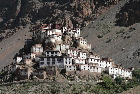 Le Monastère de Key en Inde | Actu & Voyage en Inde | Scoop.it