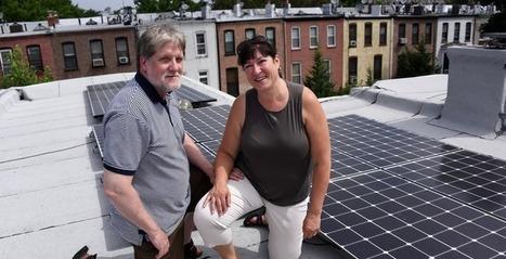 A Solar Cluster Grows in Brooklyn | Habitat Magazine | The EcoPlum Daily | Scoop.it