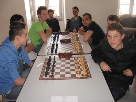 Montreuil : les mathématiques et les échecs font bon ménage au lycée Woillez - La Voix du Nord | Jeu d'échecs généralités | Scoop.it