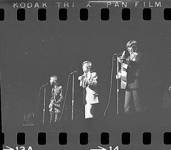 BEE GEES In Concert 1977 35mm Camera Original Negative ONE-OF-A-KIND #007 @BeeGeesOfficial | Keith Russell Collections | Scoop.it