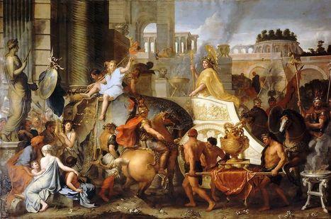 Les coulisses de l'éphémère au temps de Louis XIV | Histoire culturelle | Scoop.it