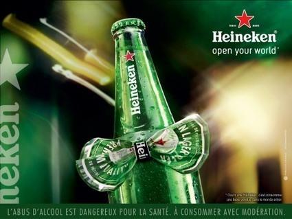 Nouvelle campagne Heineken   Brand   Scoop.it