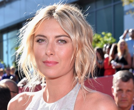 Maria Sharapova is going to the Olympics for NBC - USA TODAY | Women in Tennis | Scoop.it