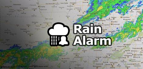 Rain Alarm - Android Market | Android Apps | Scoop.it