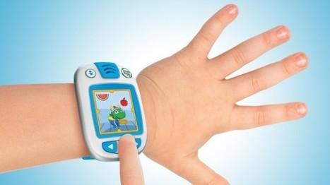 LeapBand : un bracelet santé pour les enfants   Innovationhits   Scoop.it