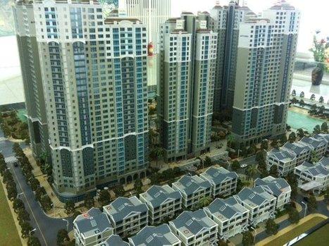 Địa ốc đầu năm mới khởi đầu lạc quan - Bán căn hộ chung cư Times City T18 | Thị trường bất động sản | Scoop.it