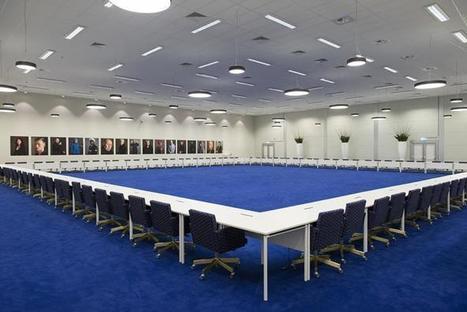 Gebouw Nederlands EU-voorzitterschap compleet herbruikbaar | Built Environment | Zuyd Bibliotheek | Scoop.it