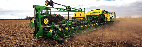 Interview: How John Deere uses connectivity to make farms more efficient | Social Business and Digital Transformation | Scoop.it
