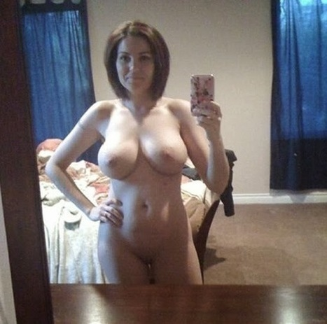 sexy selftaken naked woman