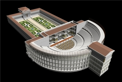 Virtual Rome - University of Reading | Mundo Clásico | Scoop.it