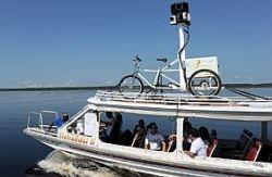Google Earth en tricycle pour filmer les tréfonds de l'Amazonie | Toulouse networks | Scoop.it