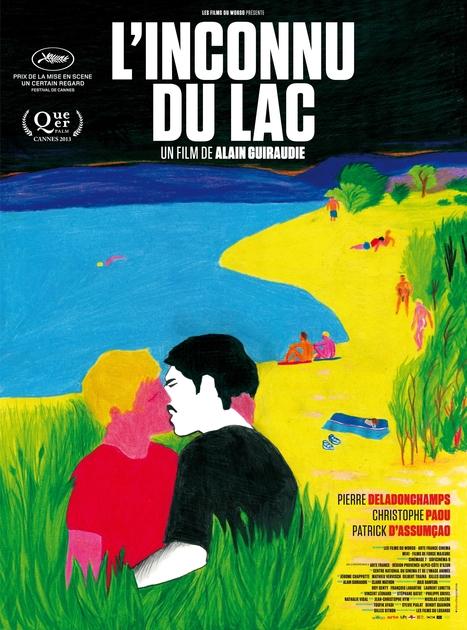 L'Inconnu du Lac : L'affiche homosexuelle gêne et est retirée de l'affichage public - La Photo   Insolite, Weird News   Scoop.it