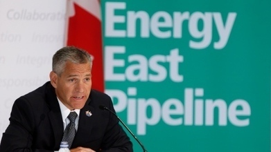 Energy East pipeline a potential CO2 traffic jam, report says | Media Relations: Pipeline | Scoop.it