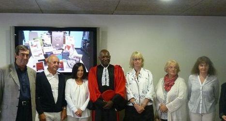 L'hommage du doyen de la faculté de Droit à Anne-Laure Arruebo - La Dépêche   Vie du Campus   Scoop.it