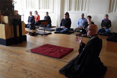 Le bouddhisme zen fête ses 40 ans à Strasbourg - L'Alsace | Développement personnel & bouddhisme | Scoop.it