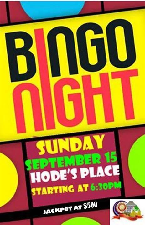 Rotaract Bingo Sundays | Online Bingo Promotions | Scoop.it