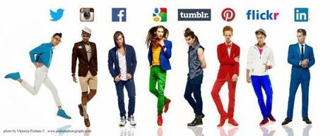 What If We Dressed Like Our Social Networks? | Médias Sociaux 2.0 | Scoop.it